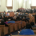 Emancipation Service 2014 Peace Missionary Baptist Church