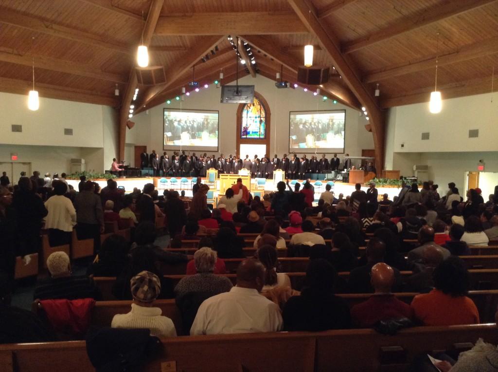 City Wide Revival 2015 Union Baptist Missionary Baptist Church