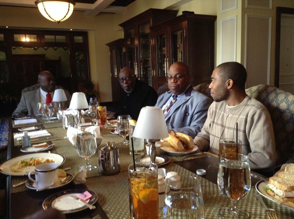 Pastors and Ministers Luncheon 2015 Washington Duke Inn Durham, NC