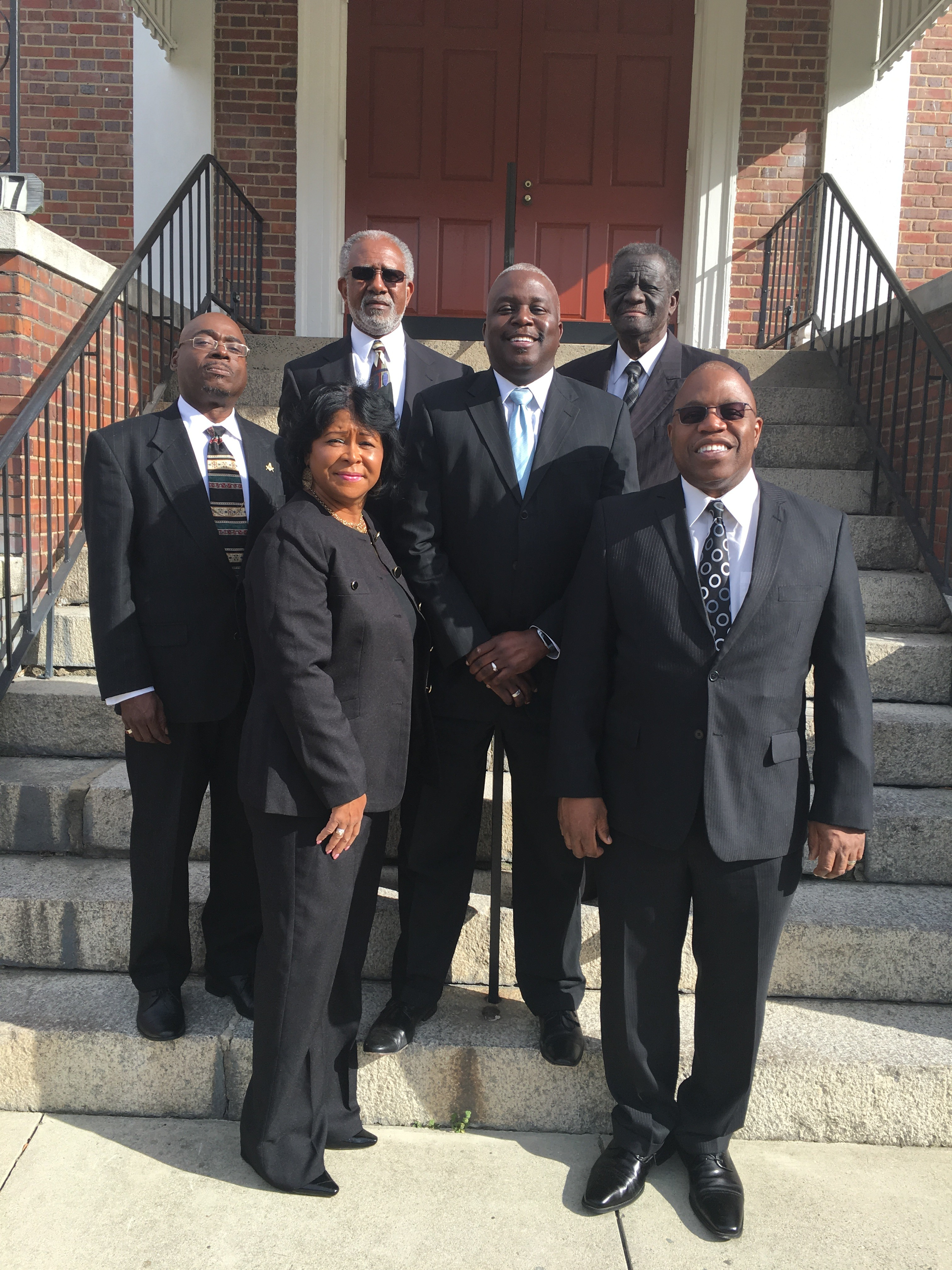 Interdenominational Ministerial Alliance 2015-2018 Officers