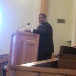 Rev. Dr. Leonzo Lynch Emancipation Service 2014 Peace Missionary Baptist Church