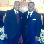 Rev. Dr. Lorenzo A. Lynch Sr. and Rev. Dr. Leonzo D. Lynch