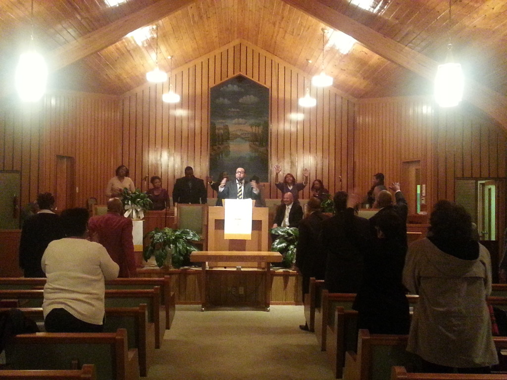 Late Night Revival 2014 Community Baptist Church